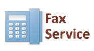Fax service at Central Shop–Rite