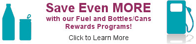 Central Shop-Rite fuel rewards program image